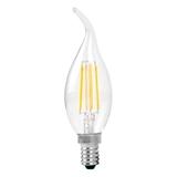 Show details for LED Filament Candle Bulb C35T E14 4w~32w