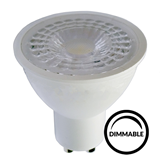 Show details for LED Bulb GU10 Dimmable 38°
