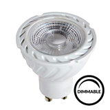 Show details for LED Bulb GU10 Dimmable 38° Ceramic SP1297