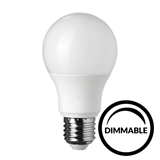Show details for LED Bulb E27 A60 Dimmable 10w/12w