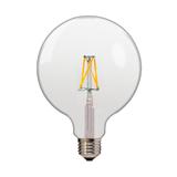 Show details for LED Filament Bulb G125 E27 4W / 6.5W