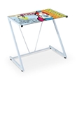 Show details for Halmar Computer Table B26 Multi Color