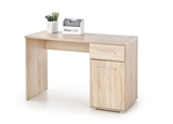 Show details for Halmar Writing Desk Lima Sonoma Oak