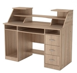 Show details for Computer Desk Comfort 5 Sonoma Oak 82200047