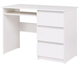 Show details for Maridex Writing Desk Cosmo C09 White