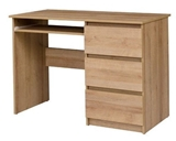 Show details for Maridex Writing Desk Cosmo C09 Sonoma Oak