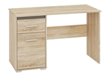 Show details for ML Meble Office Desk Avo 10 Sonoma Oak Grey