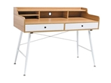 Show details for Single Meble Writing Desk B160 Oak