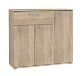Show details for Chest of Drawers NIKK34-D30F 89.6X81.7X28.9
