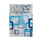 Show details for Bath curtain Futura PED-003, 180x180cm