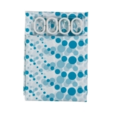 Show details for Bath curtain Futura PED-001, 180x180cm