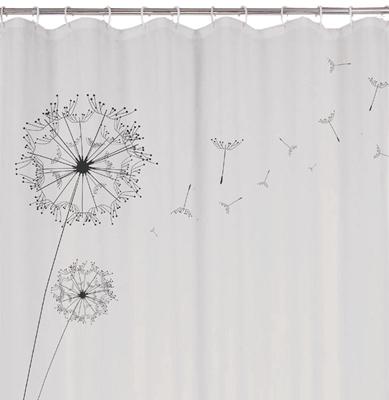 Picture of Rayen Dandelion Shower Curtain 180x200cm