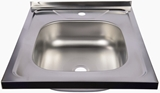 Show details for Diana Kitchen Sink 500x600mm