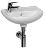 Show details for Sink Jika Lyra Plus 15381 40x31x14,5cm, white
