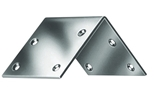 Show details for ANGLE STRONG 30X30MM GALVANIZED