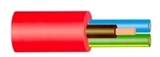 Show details for CABLE H03VV-F 3X0.75 (OMY) WHITE (25)