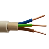 Show details for CABLE 3X2.5 KH05VV-U (NYM) 10M