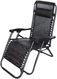 Show details for Besk Garden Chair Black