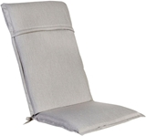Show details for Home4you Chair Cover Florida 48x115x6cm Gray
