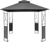 Show details for Diana Canopy 3x3m Gray