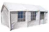 Show details for Home4you Party Tent 3x6m White