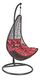 Show details for Home4you Coco Hanging Chair Dark Gray