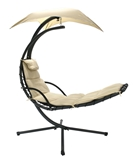 Show details for Home4you Dream Hanging Chair w / Cover Beige