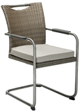 Show details for Home4You Chair Scafa Gray