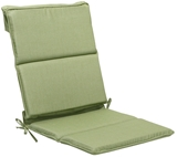 Show details for Home4you Chair Cover Fiesta 50x120x3 Green