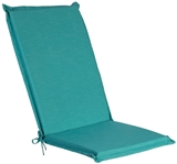 Show details for Home4you Chair Cover Summer 48x115x4,5cm Turquoise