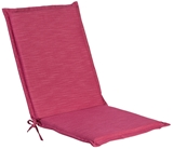 Show details for Home4you Chair Cover Summer 42x90x3cm Pink