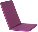 Show details for Home4you Chair Cover Ohio 50x120x2,5cm Purple