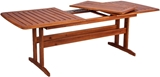 Show details for Folkland Timber Bavaria Table Brown