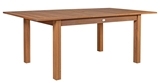 Show details for Home4you Eureka Expandable Garden Table Balau