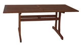 Show details for Home4you Venice Garden Table Meranti