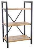 Show details for Signal Meble Loras R4 Storage Shelf 100x60cm Oak