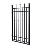 Show details for Decorative gate Brema 90 x 150 cm