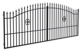 Show details for Gate Rhodes 2, 1500x4000mm, W6369