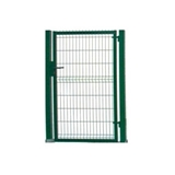 Show details for GATE SINGLE 1000X1730 MM RAL6005 (GARDEN CENTER)