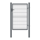 Show details for GATE SINGLE 1000X1730 MM RAL7016 (GARDEN CENTER)