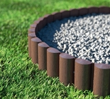 Show details for DECORATIVE Fence GARDEN ECO 34-031 (CELL-FAST)