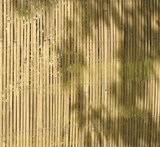 Show details for Curtain made of bamboo halves 1.5x5m