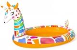 Show details for Bestway Groovy Giraffe Sprayer Pool 53089 266x157x127cm