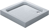Show details for Gotland Shower Tray 90x90 White