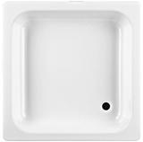 Show details for Jika Sofia Shower Tray Steel 90x90 White