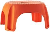 Show details for Ridder Footstool Orange
