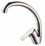 Show details for Baltic Aqua A-3/40 Aura Kitchen Faucet