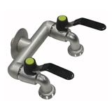 Show details for Faucet DOUBLE ART464L 1 / 2X3 / 4X3 / 4