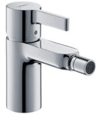 Show details for Hansgrohe Metris S Bidet Faucet with Pop-Up Chrome