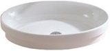 Show details for Ceramica Gala Ovalo 635x390mm Washbasin White